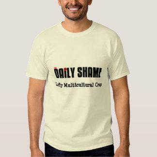 Lefty Multicultural Crap T Shirt