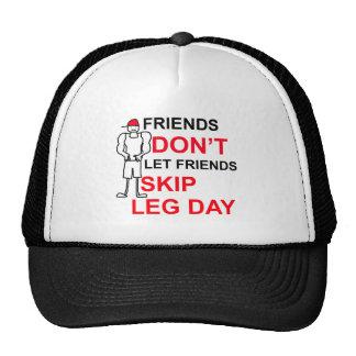 LEG DAY copy.png Trucker Hat