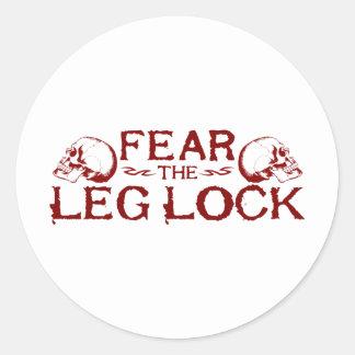 Leg Lock Stickers