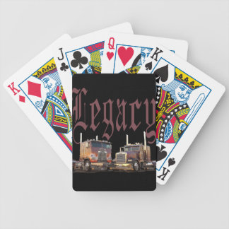 Legacy Bicycle Playing Cards