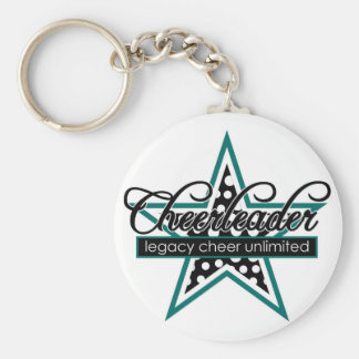 Legacy Cheer Unlimited key Chain