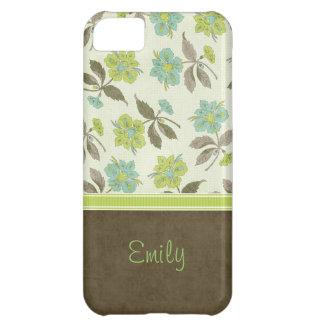 Legacy Floral iPhone 5C Cases