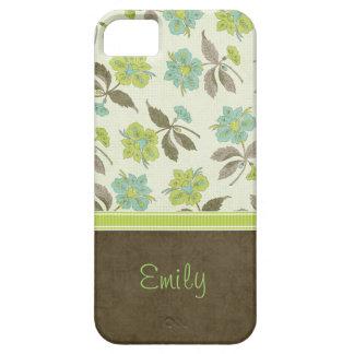 Legacy Floral iPhone SE/5/5s Case