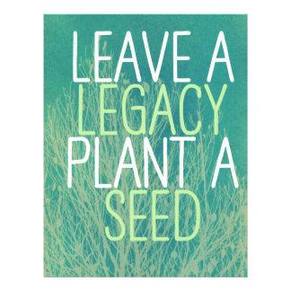Legacy Letterhead