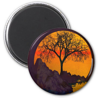 Legacy 2 Inch Round Magnet
