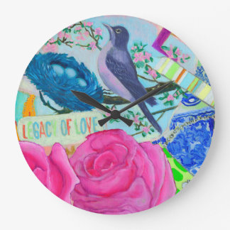 Legacy of Love Wall Clock - Interior Design - Gift