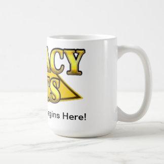 Legacyhits Exclusive Mug
