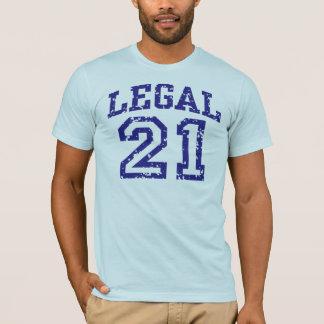 Legal 21 T-Shirt
