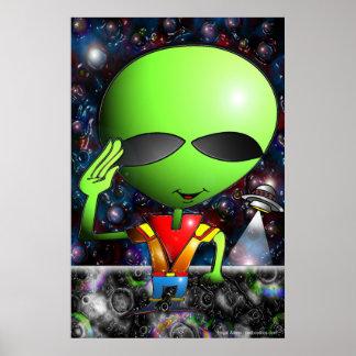 Legal Alien Poster
