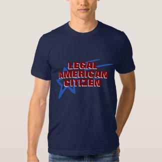 LEGAL AMERICAN CITIZEN T-SHIRT