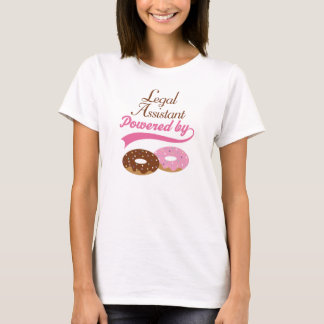Legal Assistant Funny Gift T-Shirt