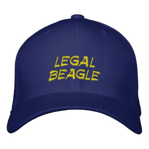 Legal Beagle Hat