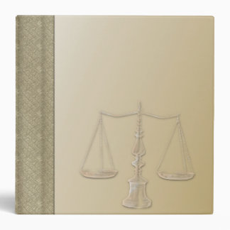 Legal Binder