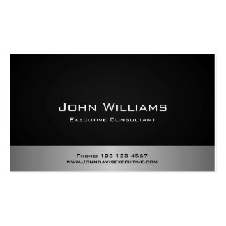 Legal consulting professional straight administrat Double-Sided standard business cards (Pack of 100)