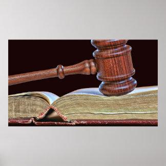 Legal Decision Poster