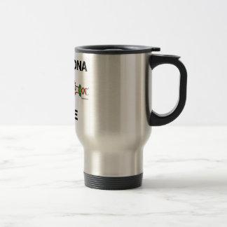 Legal DNA Inside (DNA Replication) Coffee Mugs
