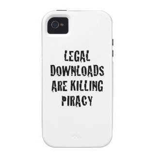 Legal Downloads Are Killing Piracy Case-Mate iPhone 4 Cases