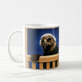 Legal eagle... classic white coffee mug