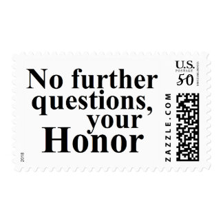Legal, fun stamp for Law Fanatics