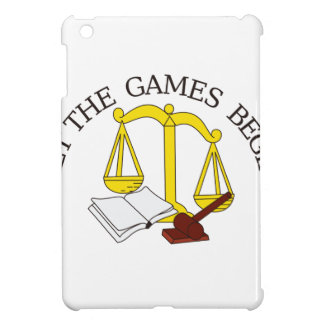 Legal Games iPad Mini Cover
