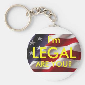 Legal Keychain