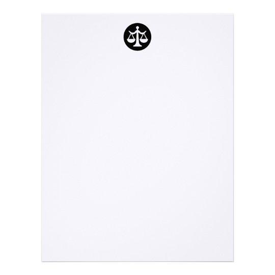 Legal Letterhead