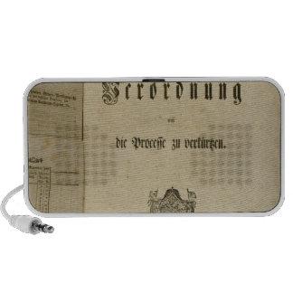 Legal Procedure of 1776 Travel Speaker