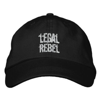 Legal Rebel Hat