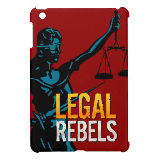 Legal Rebels iPad Mini Case