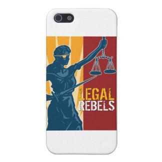 Legal Rebels iPhone 5/5S Case
