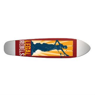 Legal Rebels Skateboard