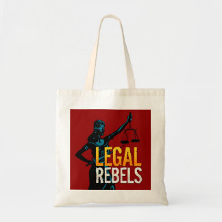 Legal Rebels Tote Bag