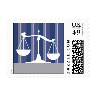 Legal Scale Stamp
