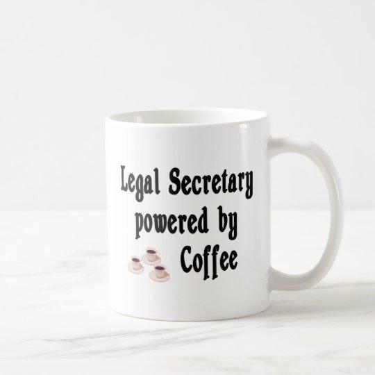 Legal Secretary Mugs