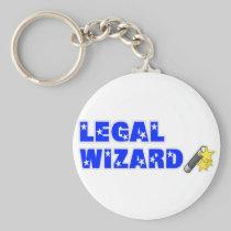 Legal Wizard Keychains