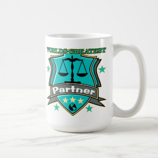 Legal World's Greatest Partner Coffee Mug