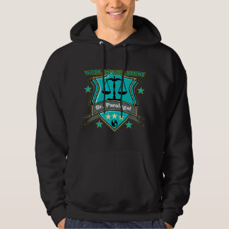 Legal World's Greatest Sr. Paralegal Hoodie