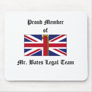 LegalBates mousepad