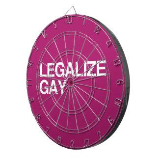 LEGALICE AL GAY - .PNG TABLERO DARDOS