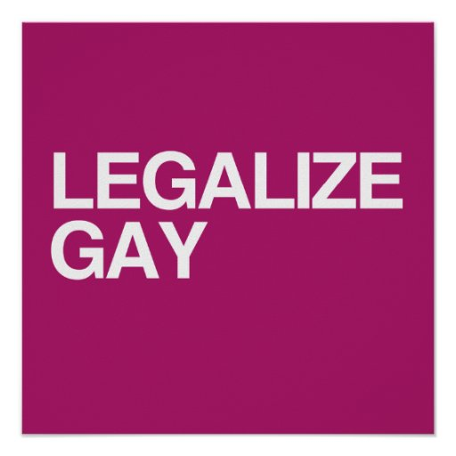 LEGALICE AL GAY - .PNG POSTERS