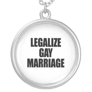 LEGALICE EL MATRIMONIO HOMOSEXUAL GRÍMPOLA