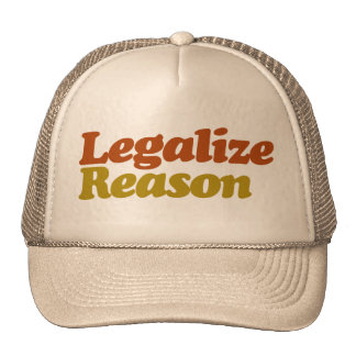 Legalice la razón gorro