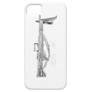 Legalícelo: Ametralladora Funda Para iPhone SE/5/5s