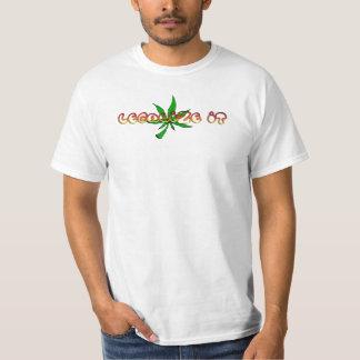 LegaLise It T Shirt