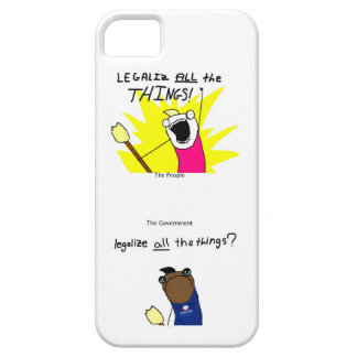Legalize ALL iPhone 5 Case