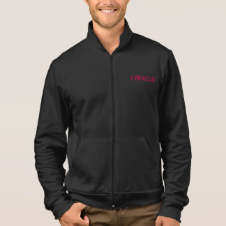 """Legalize Freedom"" with Rand Jogging Fleece Jacket"
