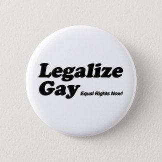 Legalize Gay Button