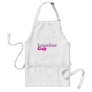legalize gay lav mgt adult apron