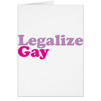legalize gay lav mgt card