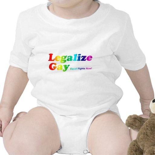 Legalize Gay Shirts